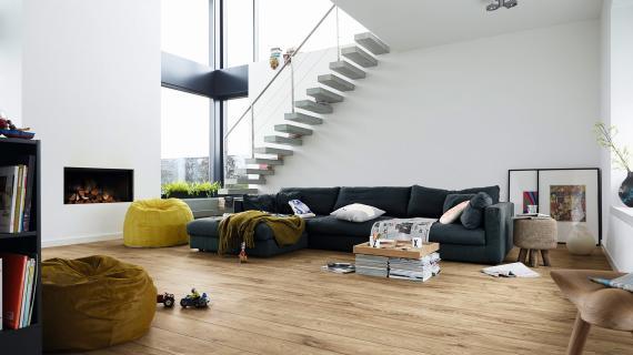 Meister laminált padlók