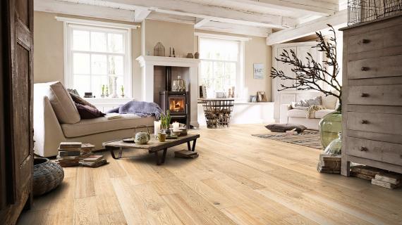 Meister fa padlók