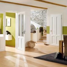 Két szárnyú beltéri ajtók pro és kontra