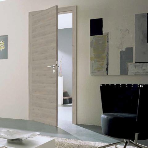 CPL Pinea silver síkban záródó ajtó