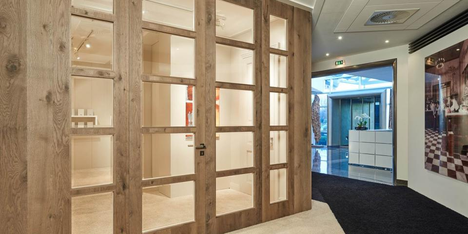 Bartels G5.1 üvegezett ajtó